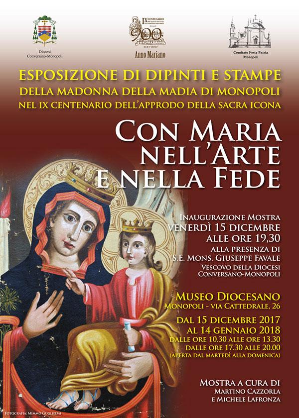 Inaugurata l'Esposizione di Stampe e Dipinti della Madonna della Madia